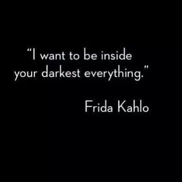 your darkest everything
