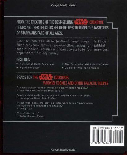 The Star Wars Cookbook II -Darth Malt and More Galactic Recipes