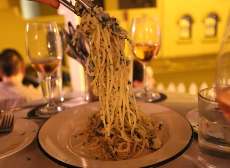 Truffle pasta, Chester White Cured Diner, Potts Point, Sydney