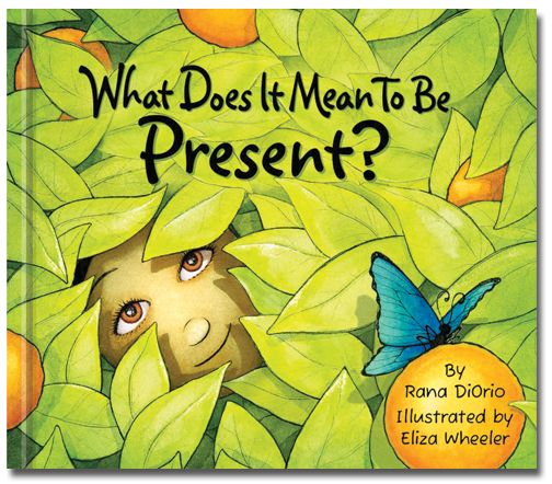 What Does It Mean to Be Present? - not a topic we'd think to talk about but it's such an amazing book about being grateful, thoughtful, living in the moment. Our kids really love it.