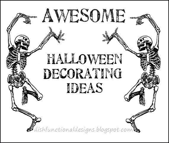 216 best Halloween images on Pinterest Halloween prop, Halloween - funny halloween decorating ideas