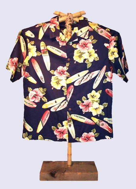 Classic Aloha shirt by  Hoffmanfabrics.com