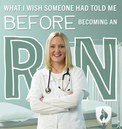 Article: Nurses Discuss What They Wish They Knew BEFORE Becoming an RN #nurselife #registerednuse #futurenurse
