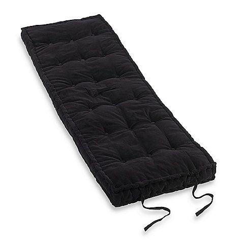 A bed roll. Extremely useful for the super uncomfortable bunks.