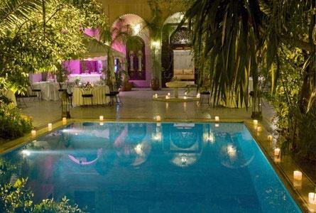 Palais Sheherazade, Fès, Maroc