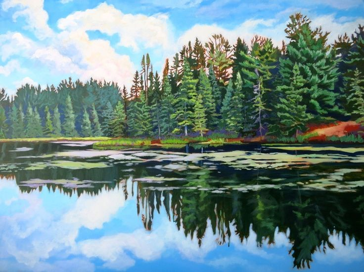 Reflections (large version) - Anna Clarey
