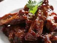 Grill spare ribs in HP sauce and Lea Perrins sauce – My Kitchen Delights