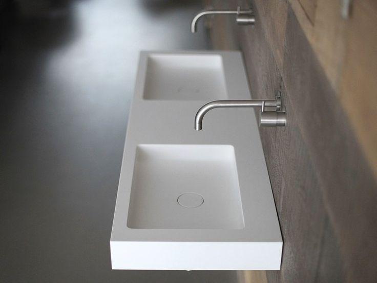 Doppelwaschbecken modern maße  Die besten 25+ Doppel waschbecken Ideen auf Pinterest ...