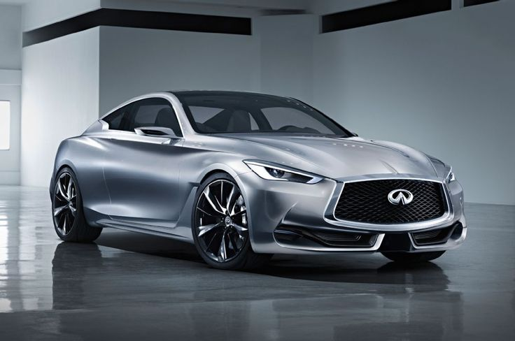 Photo Gallery - Infiniti Q60 Coupe to Debut at 2016 Detroit Auto Show - Automobile