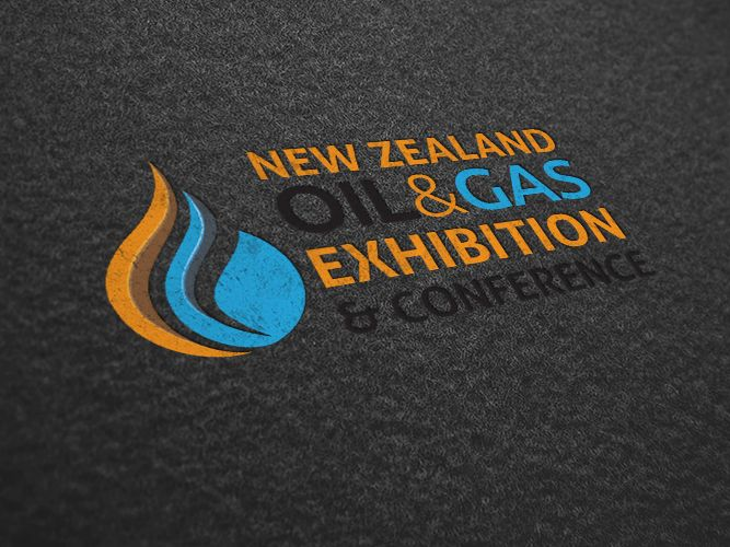 New Zealand Oil & Gas Expo Logo Design