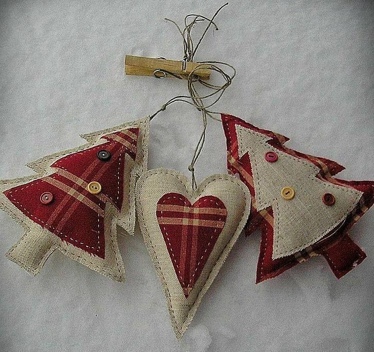 Cute Homemade Ornaments.....