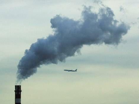 Mængden af CO2-partikler i atmosfæren er øget dramatisk