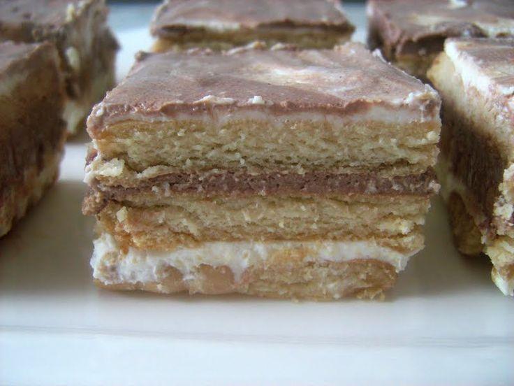 Ízek és élmények: Tejfölös kekszcsoda