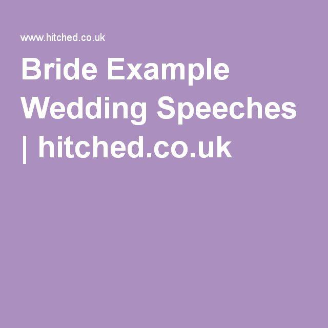 25 best ideas about Wedding Speech Examples – Wedding Speech Example