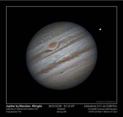 Massimo Miraglia: Jupiter & Io