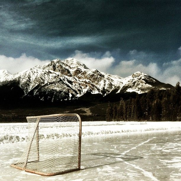 Pure Canadian - Pyramid Lake, Jasper, AB