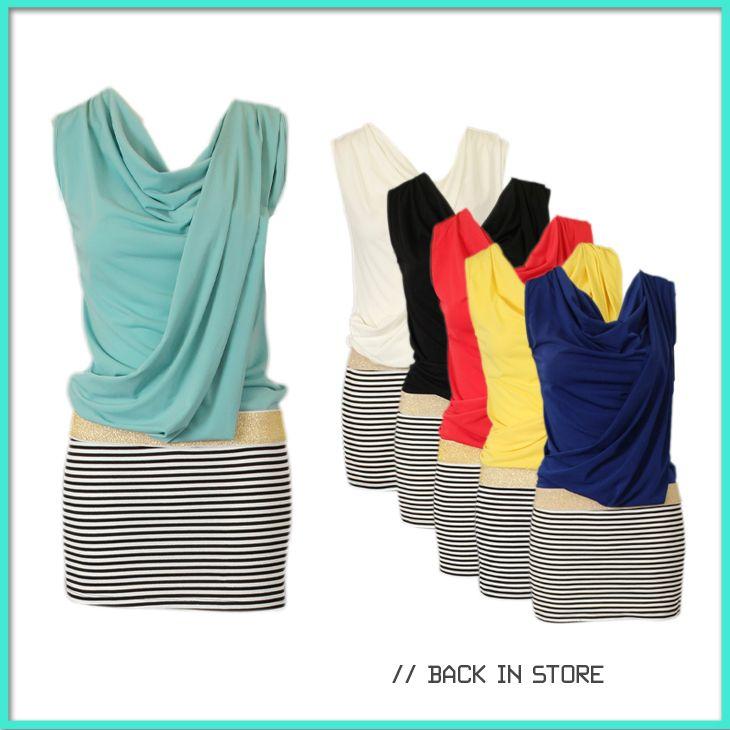 Deze jurken zijn terug verkrijgbaar in de winkel en in de webshop! http://www.bobotremelo.be/nl/c-jurken