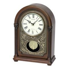 WSM Amherst Musical - Chiming Mantle Clock by Rhythm Clocks ** Check out the image by visiting the link.