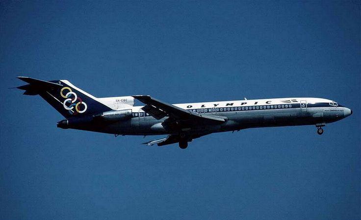 Olympic Airways B 727-284 (Mount Parnassus) [SX-CBC]