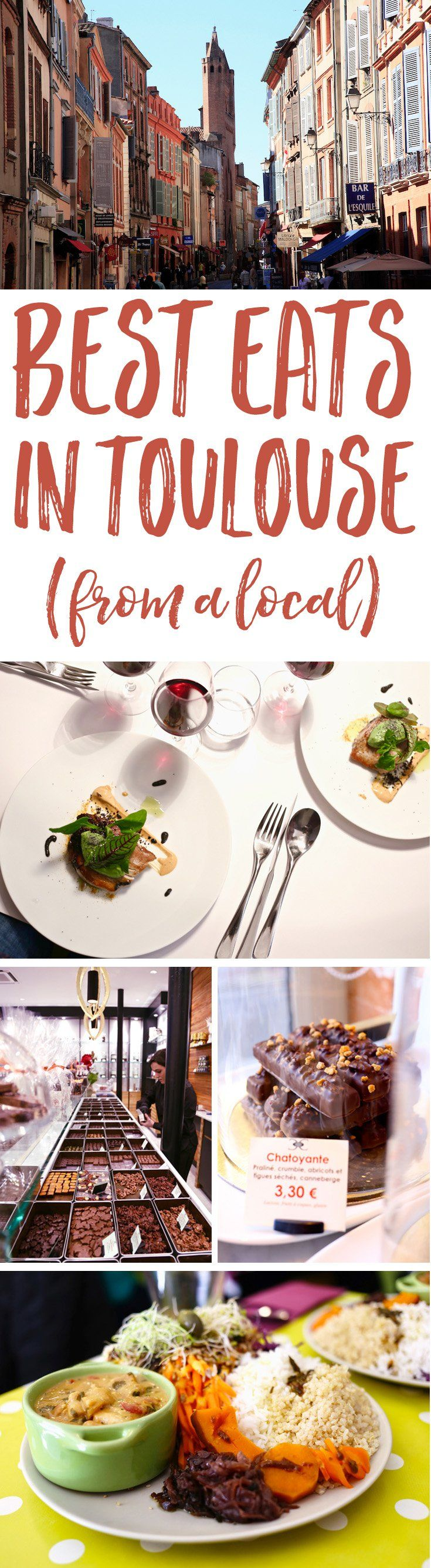 Planning a gourmand trip to Toulouse? Let our Toulousaine expert guide you through her favorite places in La Ville Rose.
