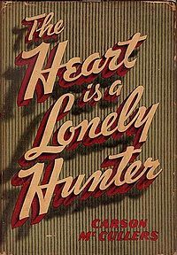 the heart is a lonely hunter by carson mccullers (kindle)     Love Carson!