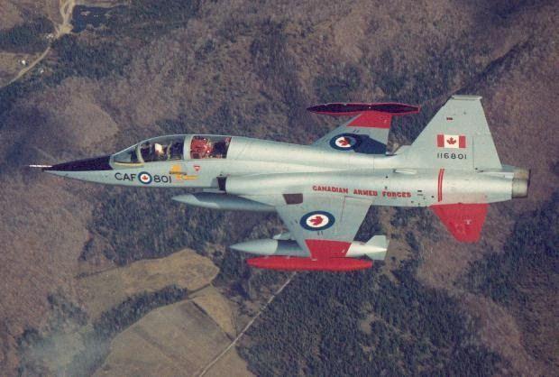 RCAF CF5