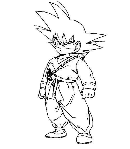 Best 25+ Desenho Do Goku Ideas On Pinterest