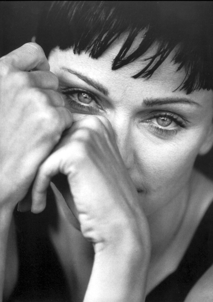 Madonna by Peter Lindbergh, 1994. °