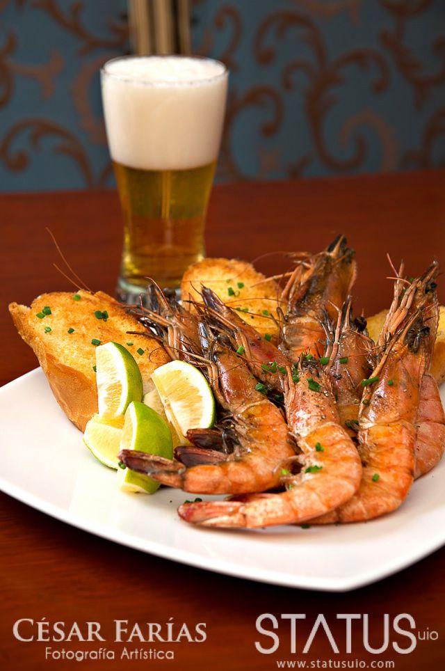 Gastronomía - Status Quito