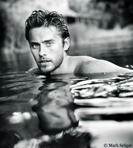 Jared Leto by Mark Seliger