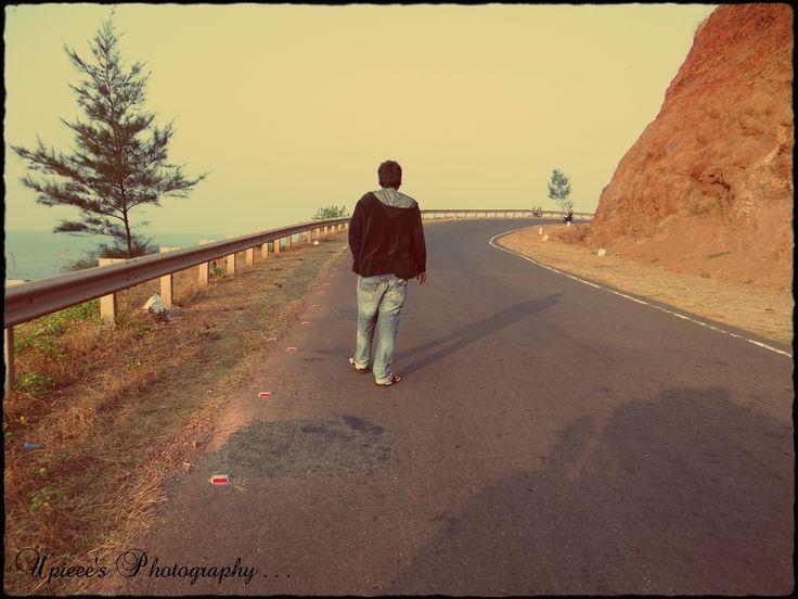 Walk Alone ... !!!