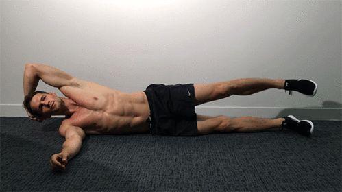 La routine sportive du mannequin Tomas Skoloudik en gifs | Vogue