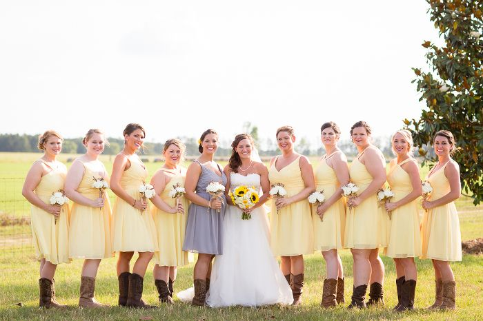 Robinson farms wedding