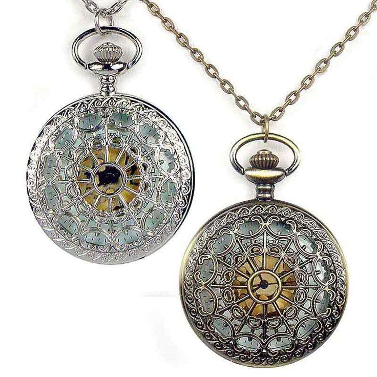 Classic fob watch pendants, http://www.allgiftsonline.com.au/ask-alice-fob-watch-collection/