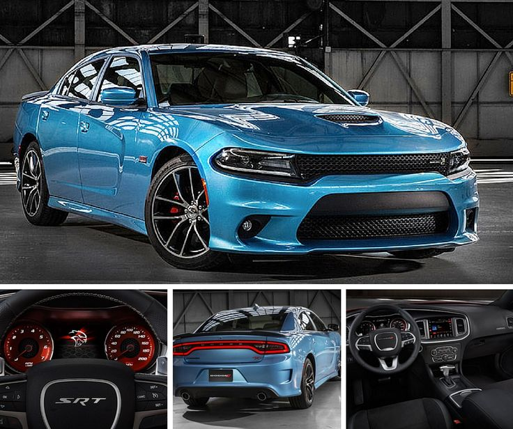 Luther Brookdale Chrysler Jeep Dodge | 4 Must-Have Accessories for Your 2016 Dodge Charger | Luther Brookdale Chrysler Jeep Dodge