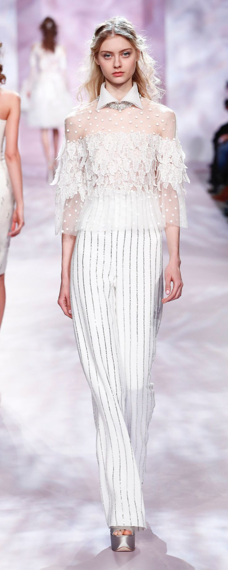Georges Chakra İ/Y 2017, Resmi resimler - Haute couture - http://tr.orientpalms.com/Georges-Chakra-6558