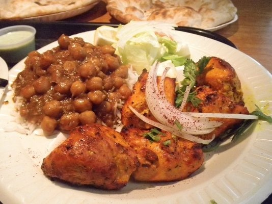 Kabob N Karahi - listed on Tyler Cowen's Dining Guide as the best Pakistani food in the area