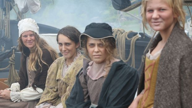 In 1660, New France had six male settlers for every female settler. The Filles du Roi were poor women who were brought to North America to fix this imbalance and populate the colony.