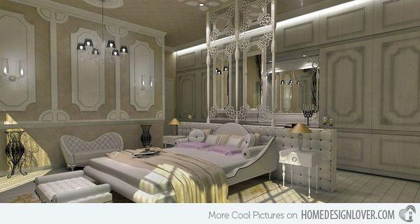Really feel the Grandeur of 20 Basic Bed room Designs