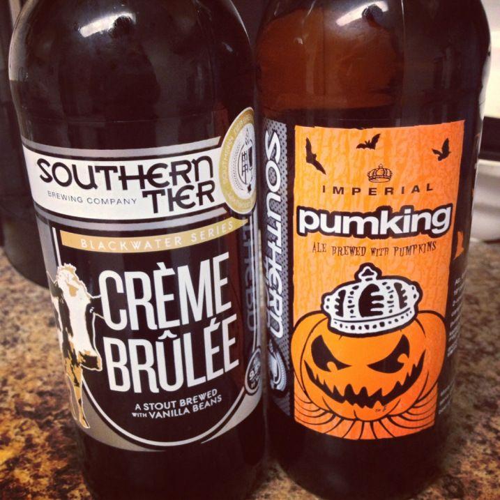 Weekend Adventures - Pumking & Creme Brulee // Southern Tier