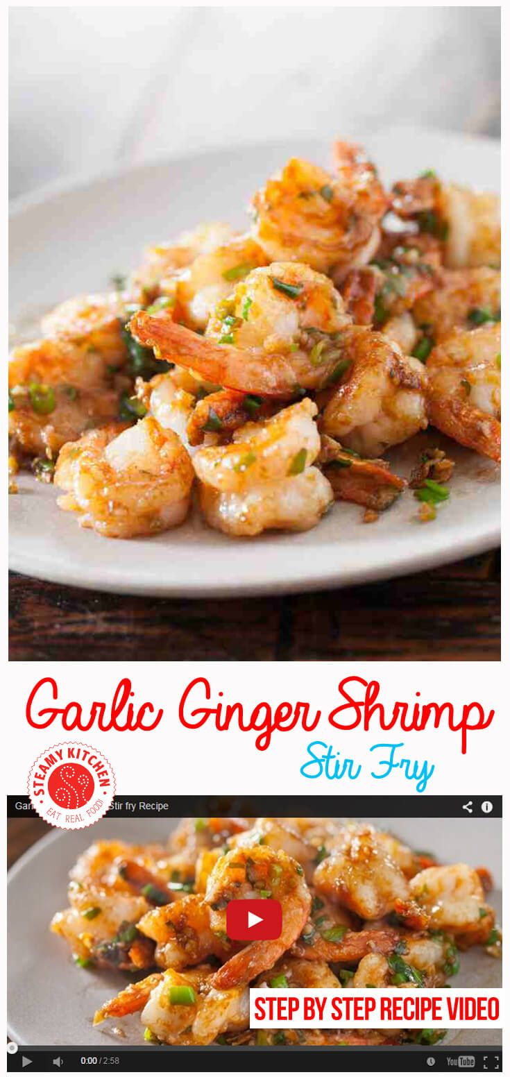 314 best asian seafood recipes images on pinterest seafood garlic ginger shrimp stir fry recipe its the easiest stir fry recipe so tasty forumfinder Gallery