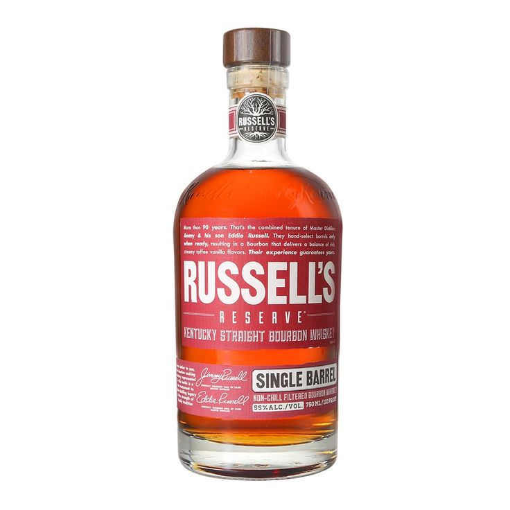Review #68: Russell's Reserve Single Barrel #bourbon #whiskey #whisky #scotch #Kentucky #JimBeam #malt #pappy