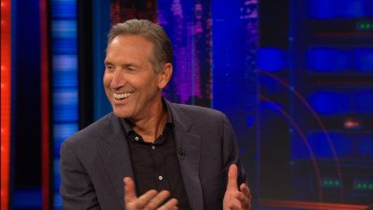 Howard Schultz | C.E.O. Howard Schultz describes Starbucks's plan to pay college tuition costs for all of its employees and discusses the human face of big business.
