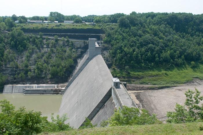 Letchworth State Park Dam Tour