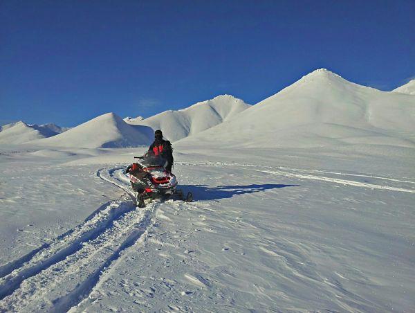 Snow MachiningSnow Machine, Alaska Sports