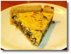 Tarte aux feuilles de blettes | La Cuisine de So