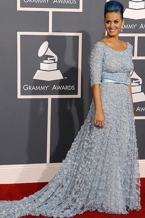 Katty Perry - Grammy Awards 2012