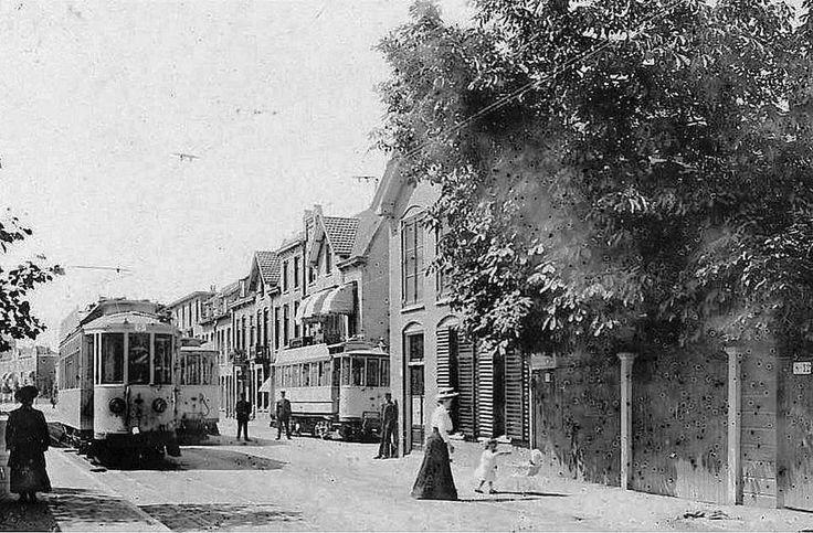 Tempelierstraat Haarlem (jaartal: 1910 tot 1920) - Foto's SERC