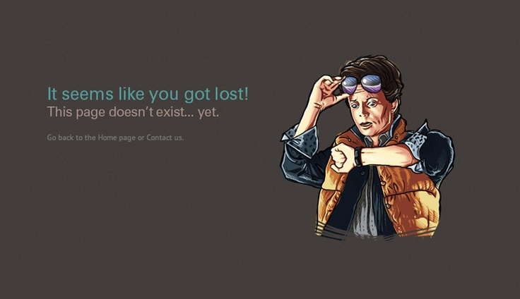 404 page of Veodesign
