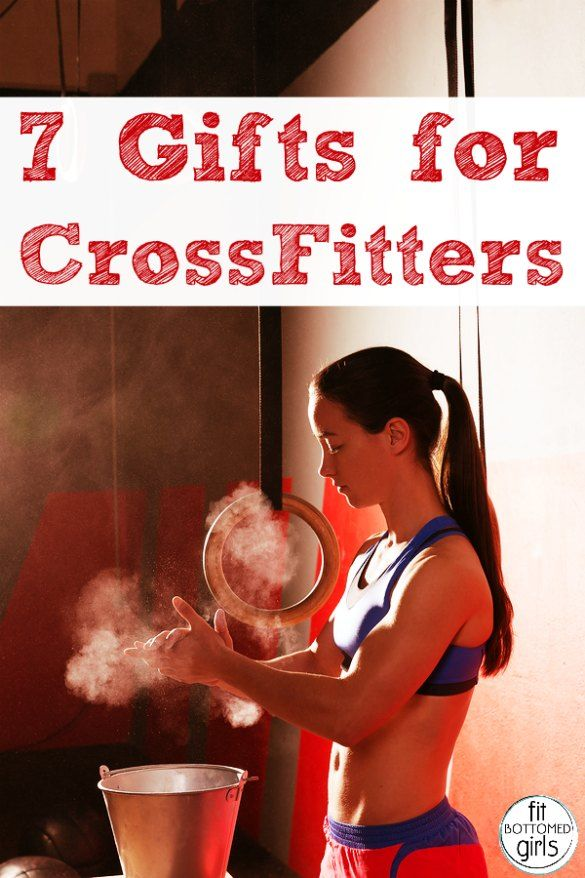 Got a CrossFit athlete on your holiday gift list? We've got 7 perfect presents.